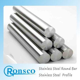 201 AISI 410 303 ASTM A182 F6 SUS 401 A479 A276 304 EN1.4301 Round Stainless Steel Bar
