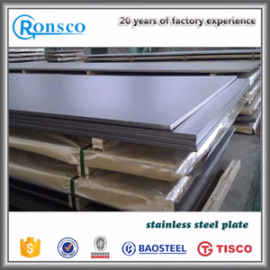 SS316 SUS AISI 304 430 304l 3.5mm Thickness Price Per Kg for Stainless Steel Plate Plates