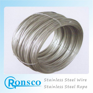 51Cr8Si2 X50CrSi82 SUH11 85Cr18W2VRe MF811 Stainless Steel Wire